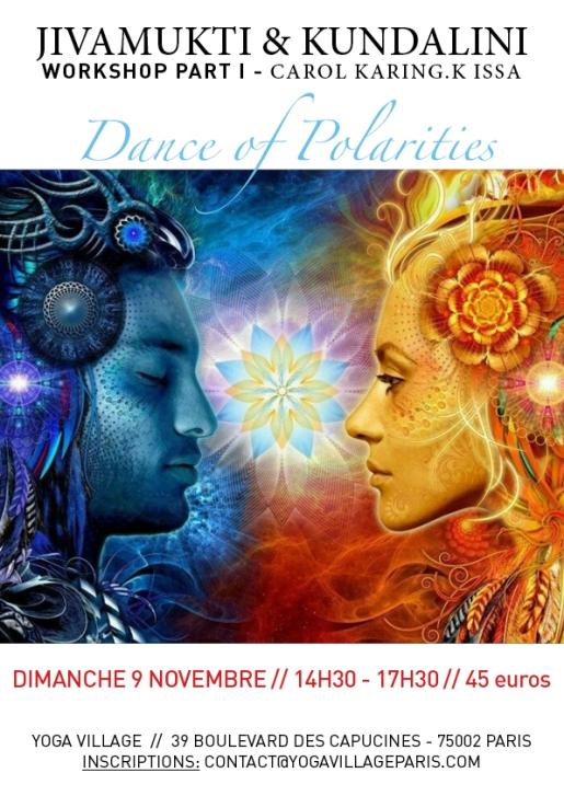 Dance of polarities - Part 1