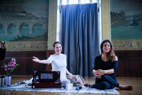 13 septembre 2015 - Paris - Workshop Jivamukti avec Sharon Gannon / © Omaha-Pictures (Marie Julliard) / www.omaha-pictures.com